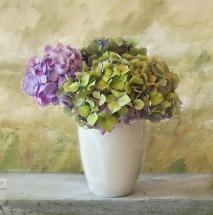 hydrangea vase-SMALL