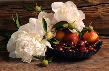 peonies w fruit-SMALL