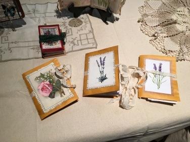 handmade journals ~ Shepherd's Song Creations